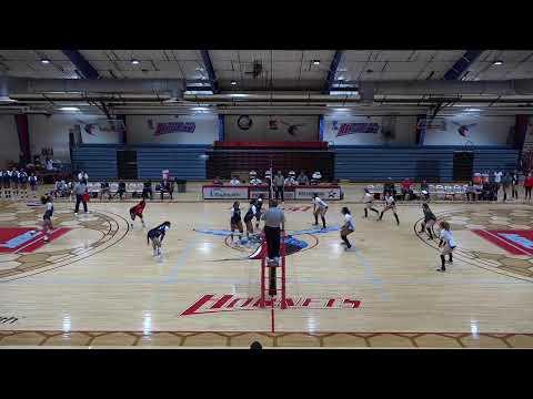 DSU Women's Volleyball vs Howard University