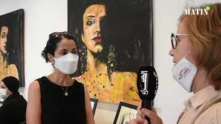 """Laila Lalami présente à Rabat son roman """"Les Autres Américains"""""""
