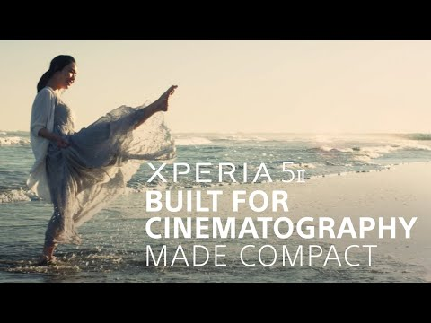 Xperia 5 II – Built for Cinematography, made compact