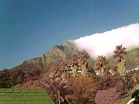 Timelapse Video – Table Mountain – 09/06/2011