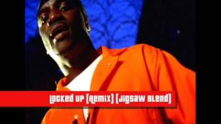 Akon - Locked Up (Remix) ft. 2Pac and Styles P