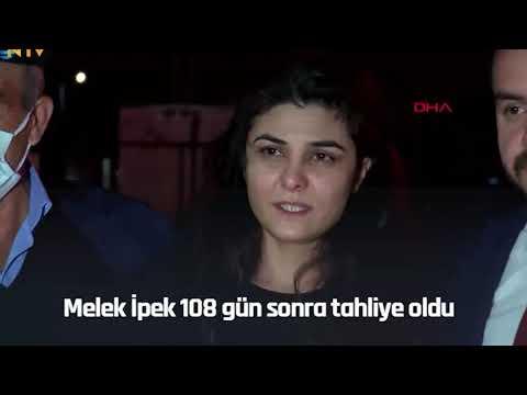 NTV | Melek İpek nasıl tahliye oldu?