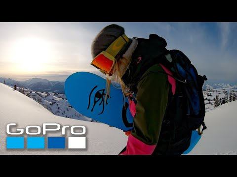 GoPro: Jamie Anderson's 'Unconditional' — GoPro Perspectives