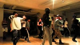 "112  ""Dance With Me""  Choreography By Jermaine Browne"