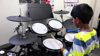 Heard it on the radio - Ross Lynch - Drum cover - Kiron J.