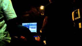 """Suite feat. Kenny y Los Electricos con el tema """"ANDAR"""" @ Estudio de Grabación"""