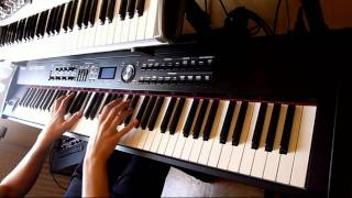 Nickelback - When We Stand Together --- Piano Cover