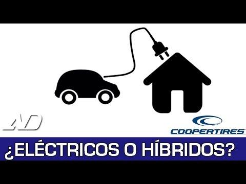 """¿Se debe enchufar un auto híbrido"""" Diferencia entre autos eléctricos e híbridos - Cooper Consejos"""