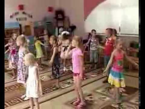 Визит губернатора В.Ю.Голубева в Милютинский детский сад