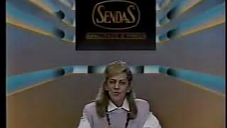 Supermercado Sendas 1989 - Carlos Henrique