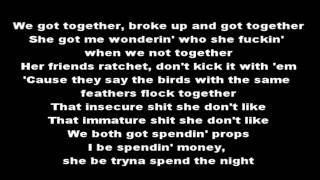 YG - On The Set ft. Tory Lanez (Lyrics)