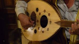 Syrian/Lebanese folk song played on oud