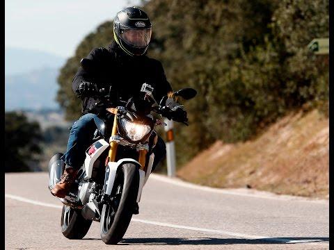 Motosx1000 : Presentación y Toma Contacto BMW G310R