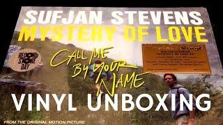 Call Me By Your Name | Mystery of Love - Sufjan Stevens | VINYL UNBOXING