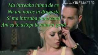 JO ft. Randi-Ma intreaba inima (versuri,lyrics)