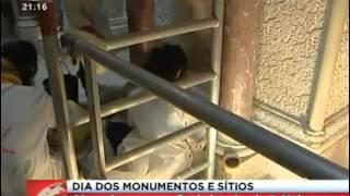 CONSERVAÇÃO E RESTAURO - SAMTHIAGO, PALÁCIO DE MONSERRATE (SINTRA)