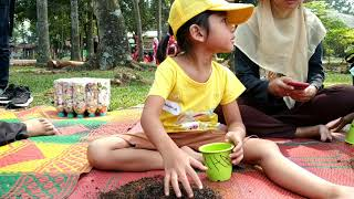 Kids Farming - Aktivitas Gardening Di Kebun Kumara, Ciputat Tangerang Selatan