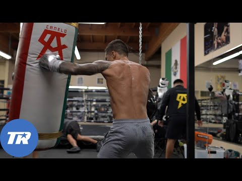 Oscar Valdez on training with Canelo, wanting Miguel Berchelt and More