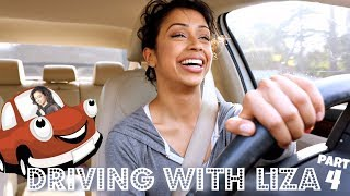 IN A HIT AND RUN!! DRIVING WITH LIZA PART 4!