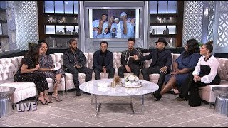FULL INTERVIEW – Part 2: B2K on Reuniting and More!