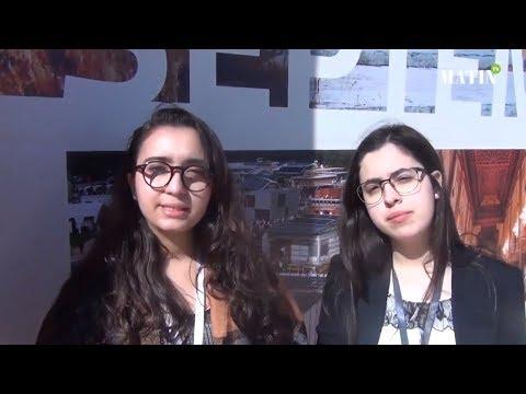 Video : Solar Decathlon Africa 2019 : 1.200 étudiants de 54 universités présentent leurs maquettes de bâtiments verts à Benguerir