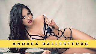 Modelos Colombiana Andrea Ballesteros