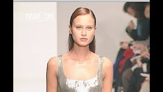 TREND LES COPAINS Fall 1999 2000 Milan - Fashion Channel