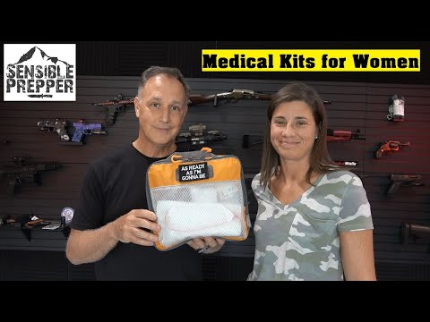 Mom's First Aid Kits and Midwife Birthing Kits : SHTF or Everyday Survival