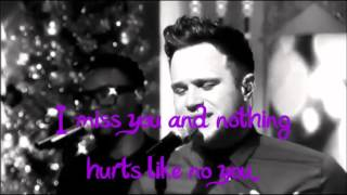 (lyrics) Olly Murs - Dear Darlin'