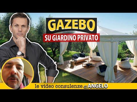 AUTORIZZAZIONE per GAZEBO su GIARDINO PRIVATO   Avv. Angelo Greco