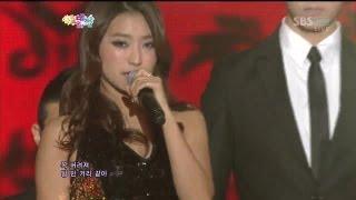 씨스타 (SISTAR) [나혼자 (Alone)] @SBS 2012 가요대전 The Color of K-pop 20121229