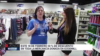 Goodwill anuncia una gran oferta que no puede desaprovechar