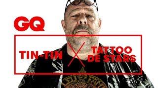 Tin-Tin juge les Tatouages des Stars  (Rihanna, Justin Bieber, David Beckham...)      GQ