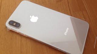 着信音カスタム!iPhone X メタルギア