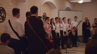 O nouă seară la Colegiul Sfântul Nicolae