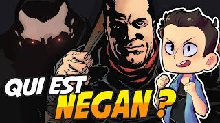 LES ORIGINES DE NEGAN