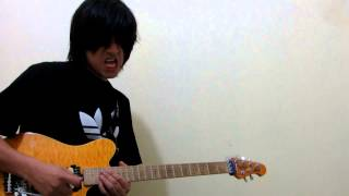 Hadouken Street Fighter II Victory Theme  By Jose Aguilar Ortega Guitar cover