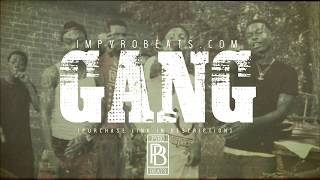 "[FREE] NBA YOUNGBOY TYPE BEAT 2018 NEW INSTRUMENTAL - ""GANG"" (Prod.By @pyrobeats)"