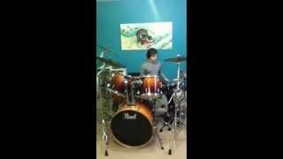 Cool drum solo!!!-Daniel Wade