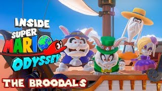 Inside Super Mario Odyssey - Broodals and Rabbits Explained