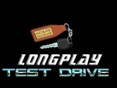 Test Drive (Commodore Amiga) Longplay