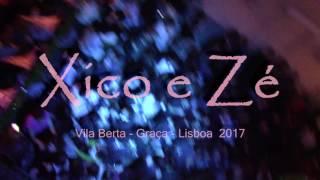 """Xico e Zé - Musica Portuguesa, """"Vamos brindar...com o Xico e Zé"""" em Lisboa"""