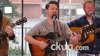"""Boy & Bear """"Walk the Wire"""" (Acoustic) live at CKUA"""