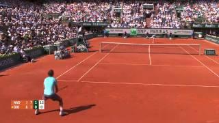 Roland Garros 2014 Final Highlights Nadal Djokovic