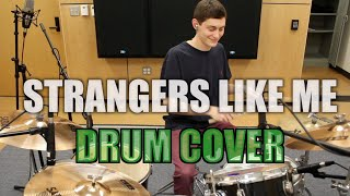 Strangers Like Me by Phil Collins (Tarzan) - Drum Cover