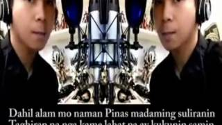DUTERTE RAP SONG by HAMBOG NG SAGPRO featuring DJ RAMEL of  ROXAS MIX CLUB DJ'S
