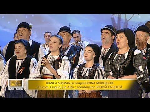 Bianca Şuşman şi Grupul Doina Mureşului - Măi, române, să fii mândru
