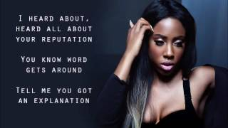 Sevyn Streeter - Before I Do (Lyrics)