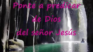 Ponte A Predicar De Dios Pista