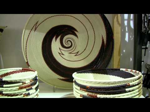 Crafts of the World: South Africa Markets